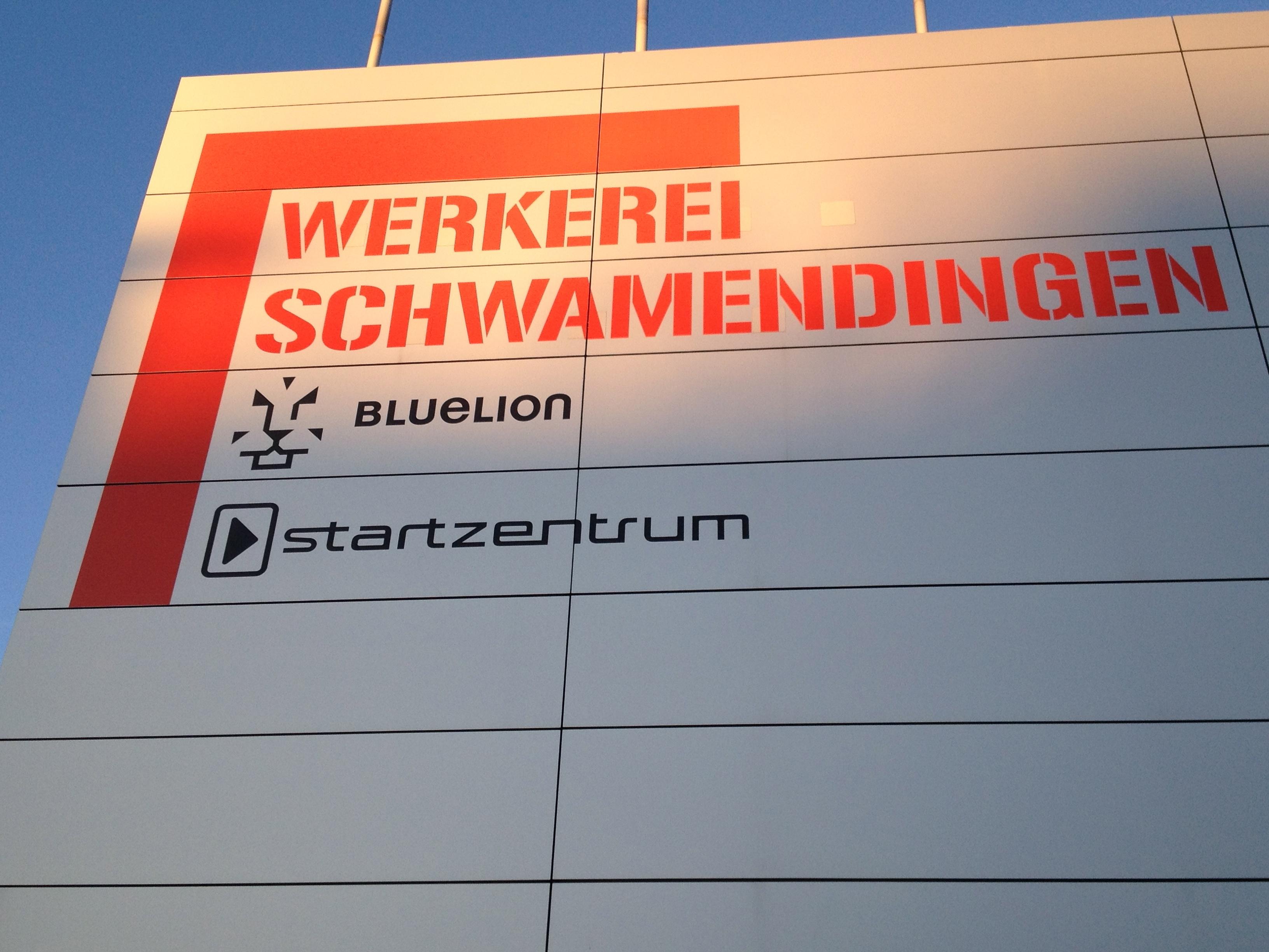 Gebäude Werkerei 1