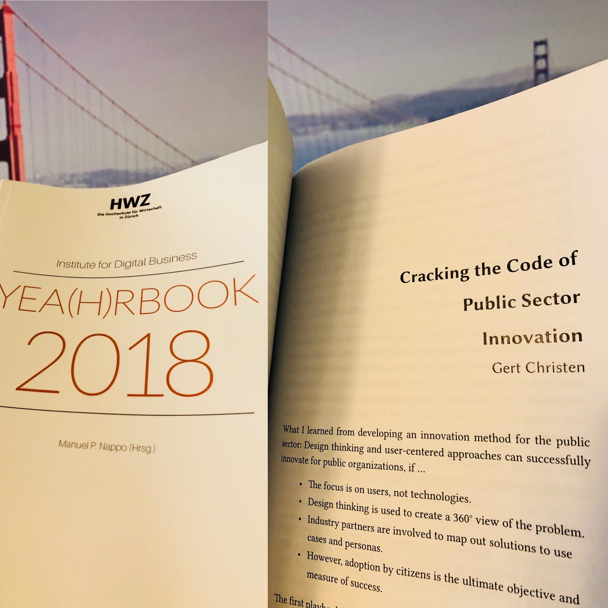 HWZ Yea(h)rbook 2018 article